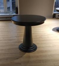 стол круглый орех 80 см в диаметре