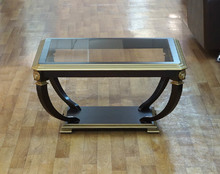 стол журнальный прямоугольный стеклянный