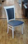 стул деревянный белый