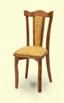 стул деревянный 'Венера' светлый орех